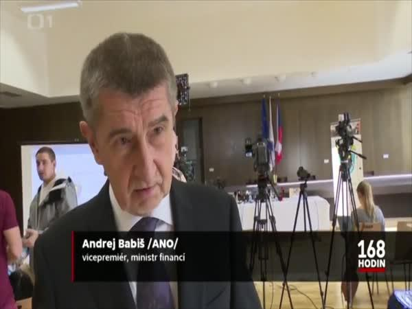 Andrej Babiš vs. Zdeněk Pohlreich