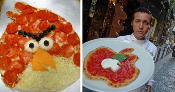 GALERIE - Nejbláznivější pizzy