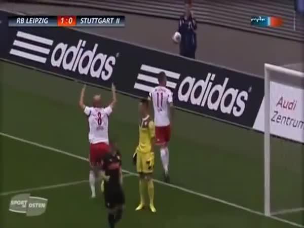 Neuvěřitelně rychlý gól