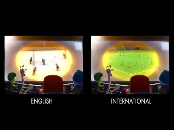 Pixar mění filmy pro zahraniční diváky