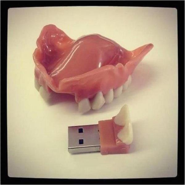 GALERIE - USB flash disky trochu jinak
