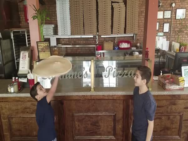 Tahle pizzerie má budoucnost!