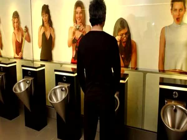 Nejbláznivější záchody