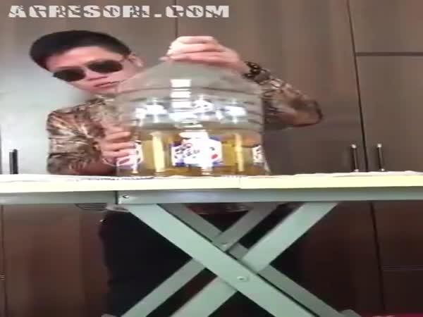 Jak vypít 5 l piva najednou