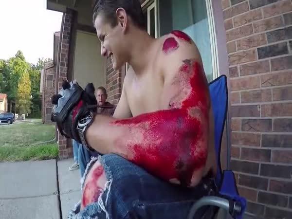 Bez motorkářského oblečení nejezdi