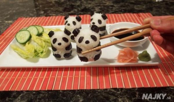 GALERIE - Kreativní sushi