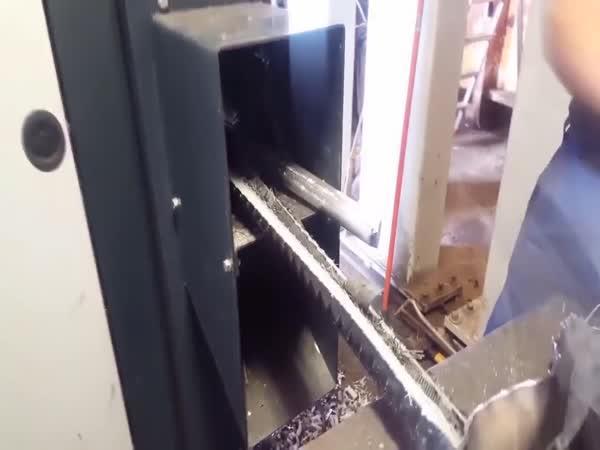 Recyklace kabelů vysokého napětí