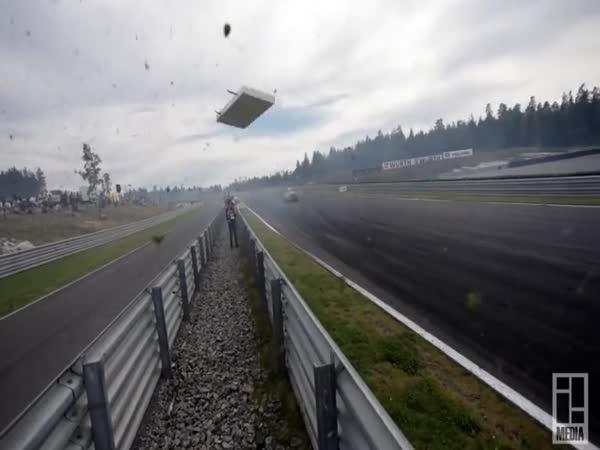 Drift ve 220 km/h