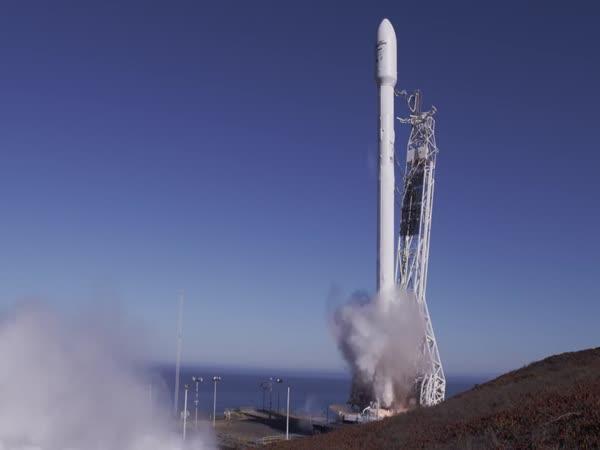 Trnitá historie společnosti SpaceX