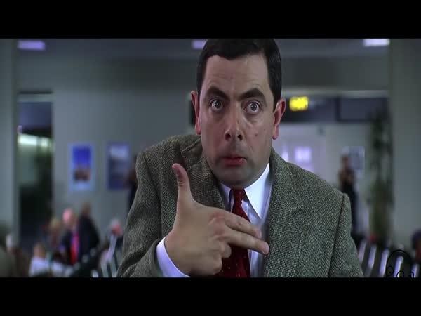 Mistr Bean a parodie traileru na thriller