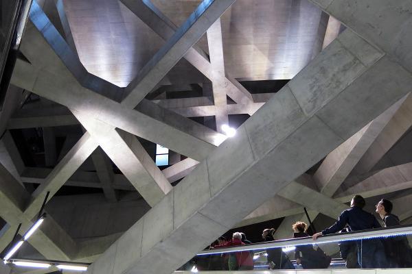 GALERIE - Psychedelické metro