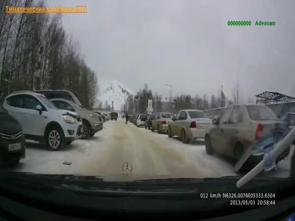 Rusko - Když řídí ženy 2.díl