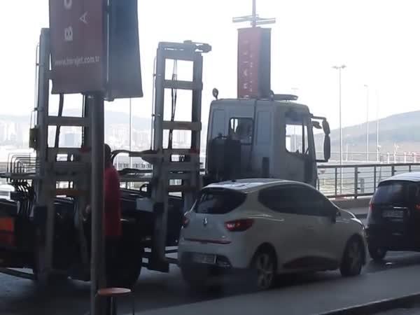 Turecká odtahovka