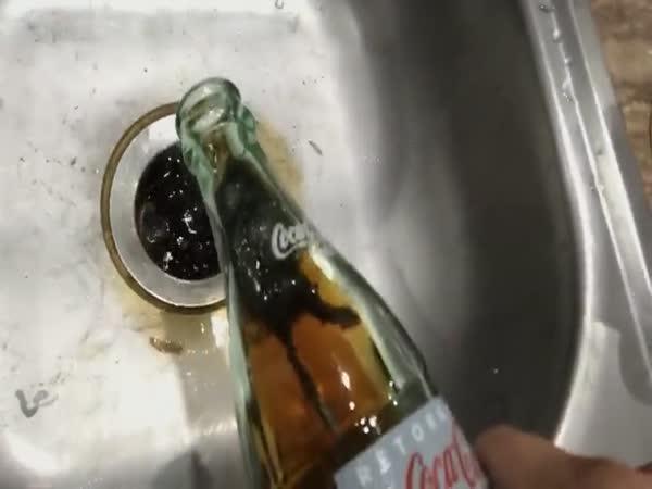 Překvapení v Coca Cola Light