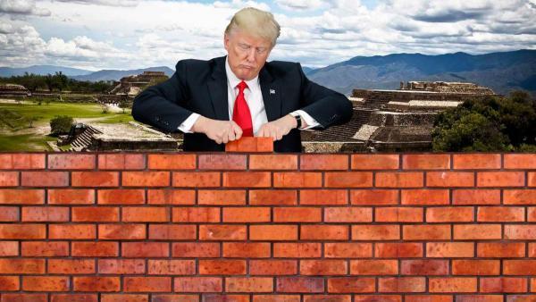 GALERIE - Photoshopová bitva s Trumpem