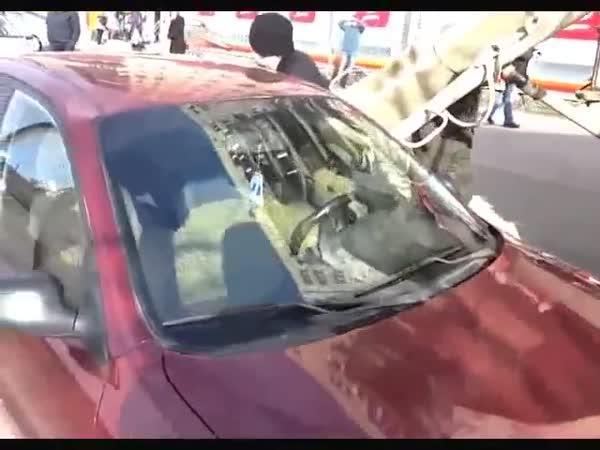 Ruská betonová pomsta