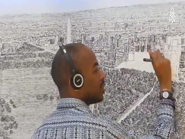 Město zpaměti - Great Big Story