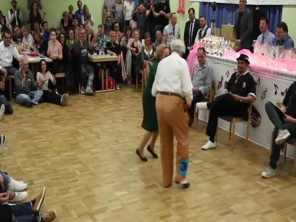 Taneční turnaj veteránů