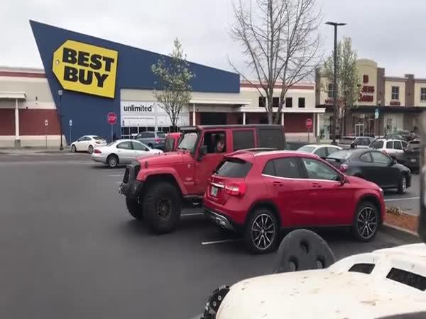 Parkování přes dvě místa se nevyplácí