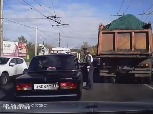Kamiony v akci