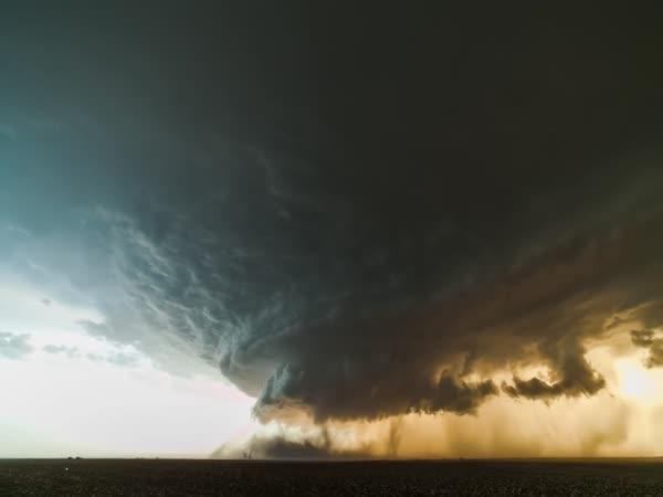 Timelapse – Bouře