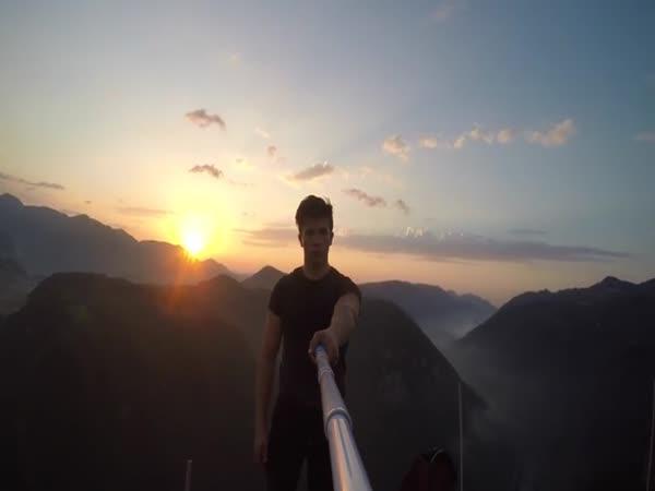 Výstup na nejvyšší komín v Evropě