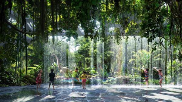 GALERIE - Hotel s deštným pralesem