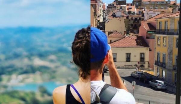 GALERIE - Vztah na dálku pohledem fotek