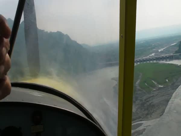 Selhání motoru a přistání bez něj