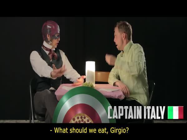 Kapitán Evropa