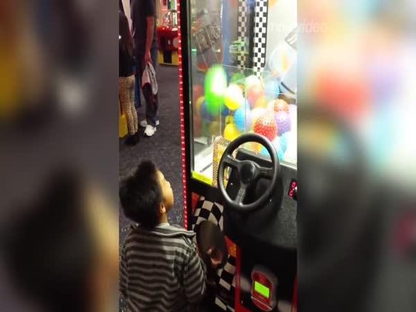 Výherní automat - lekce do života