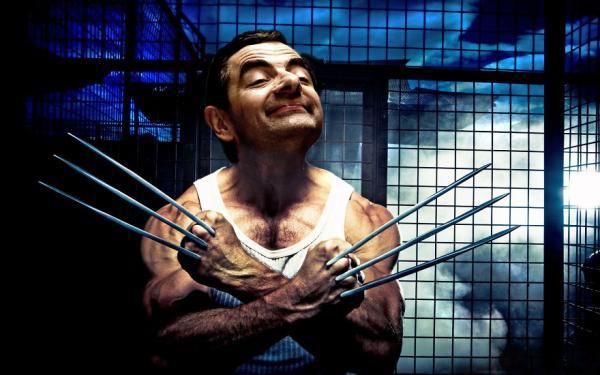 GALERIE - Mr. Bean ve fotografiích #1