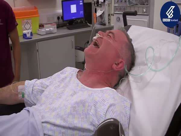 Jak působí anestetikum - ketamin