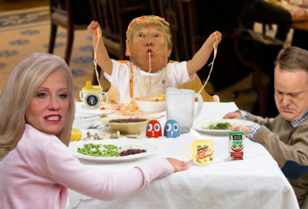 GALERIE - Malej Doník Trump 1