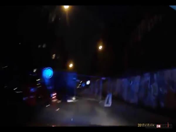 ČR – Policejní honička s motorkářem