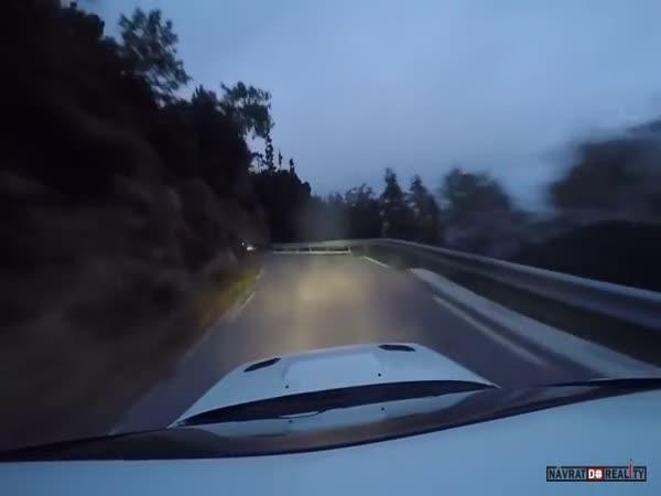 Subaru Impreza – Adrenalinová projížďka