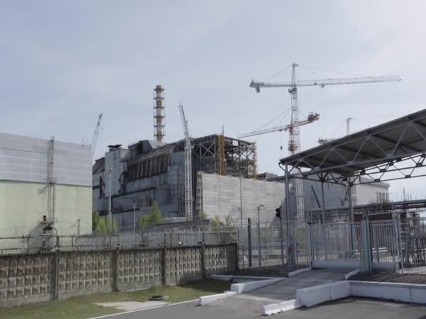 Procházka kolem Černobylu