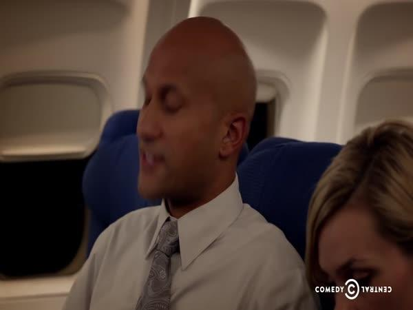 Turbulence - Key & Peele