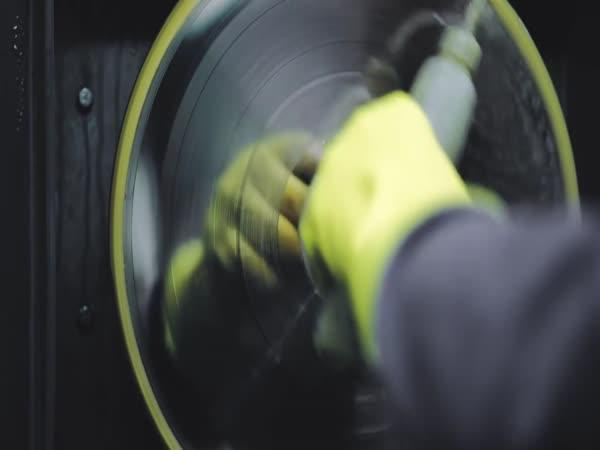 Výroba vinylových desek