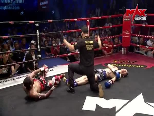 Dvojitý knockdown