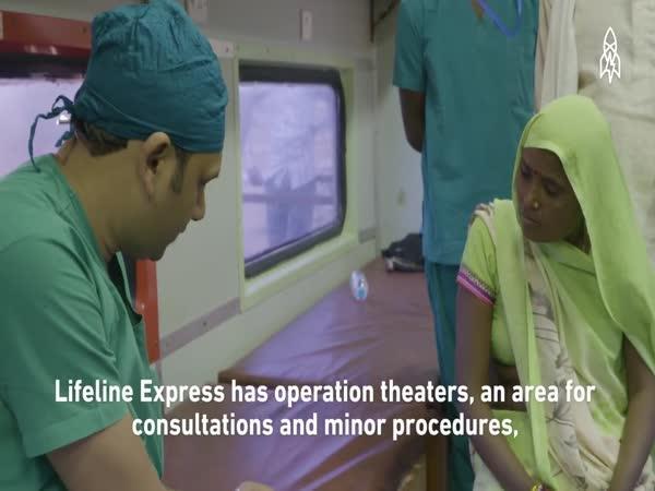 Nemocnice na kolejích