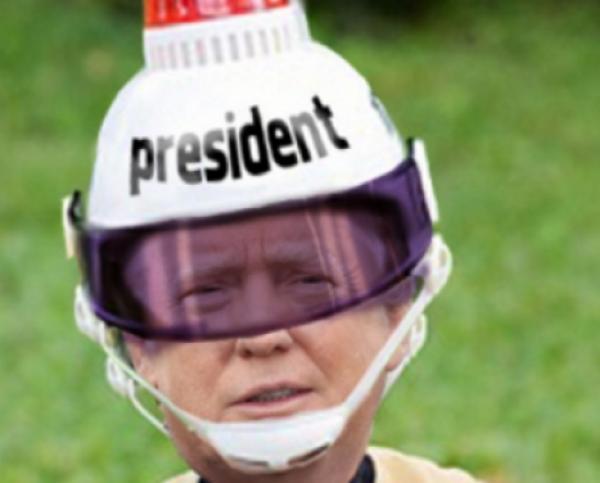 GALERIE - Malej Doník Trump 2