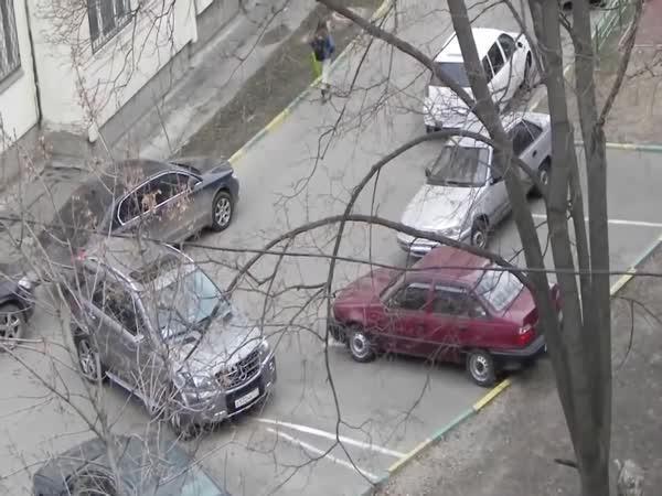 Jak si zajistit volné parkovací místo