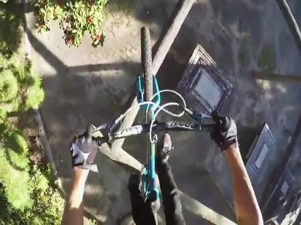 Absolutní rovnováha na kole