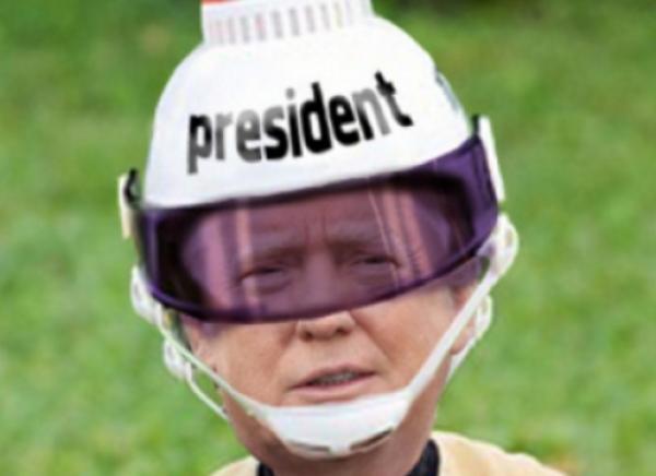 GALERIE - Malej Doník Trump 3