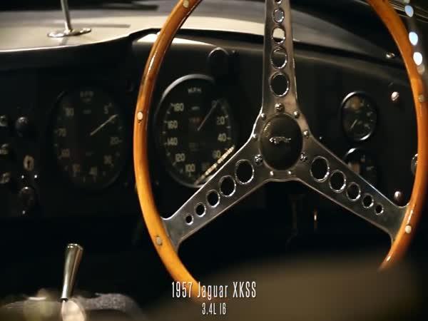 Zvuky pro milovníky motorů