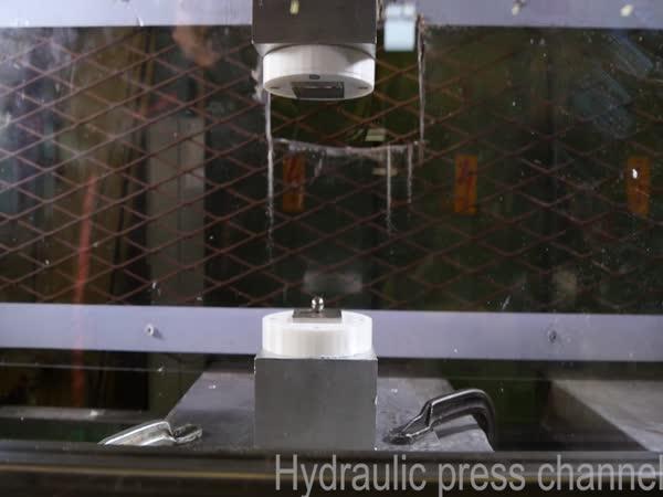 Hydraulický lis vs. neodymové magnety
