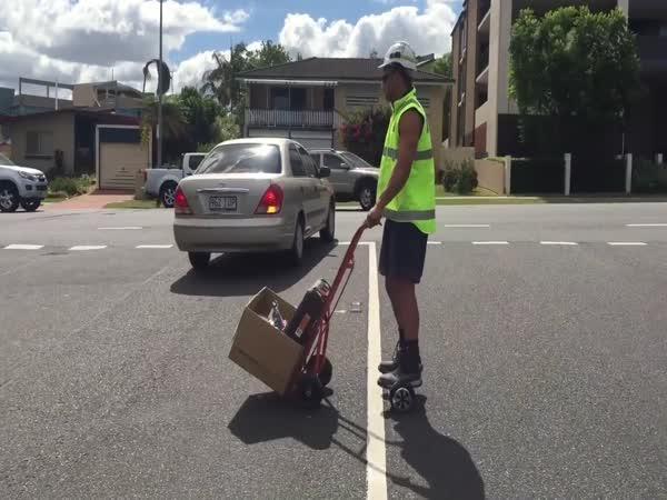 Jak hoverboard mění životy