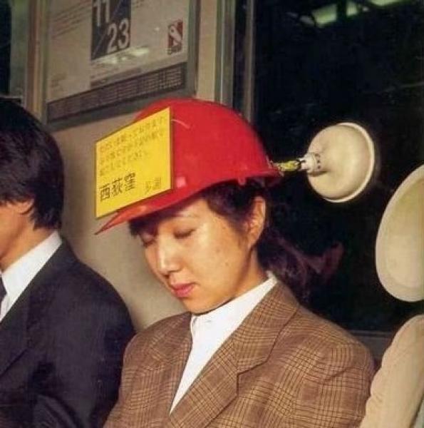GALERIE - Bizarní vynálezy z Japonska #2