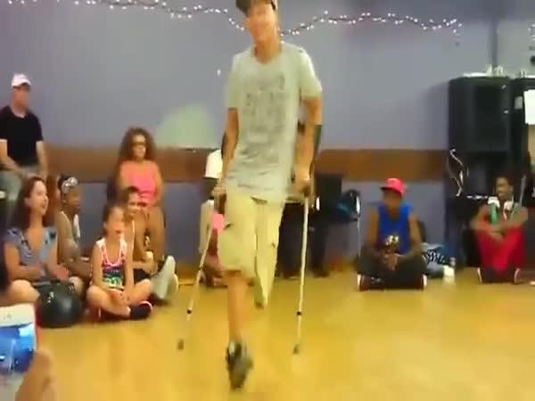 Jednonohý tanečník